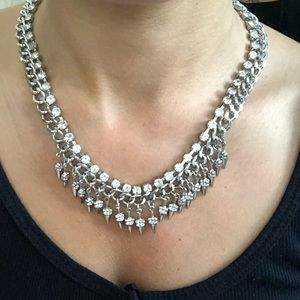 Jewelry - Silver Dripping Necklace